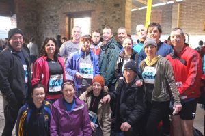 Events; Hell and back January 2013
