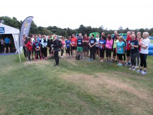 Events; Wild Air Run August 2016